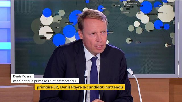 """Présidentielle : """"Aujourd'hui, des régions sont dévitalisées car notre industrie est au plus bas"""", estime Denis Payre, candidat à la primaire Les Républicains"""