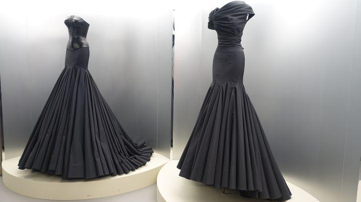 """Azzedine Alaïa """"Je suis couturier"""" : couture été 2003 + hiver 2008  (Corinne Jeammet)"""