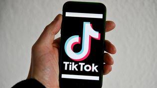 L'application Tik Tok le 7 mars 2019. (MAXPP)