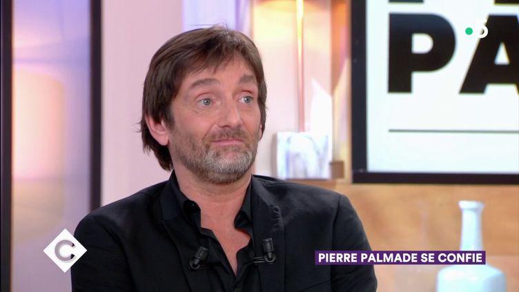 """L'humoriste Pierre Palmade, le 10 mai 2019 dans l'émission """"C à vous"""", sur France 5. (FRANCE 5)"""