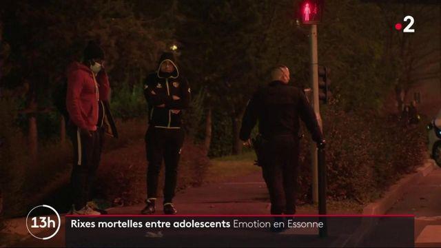 Essonne : deux adolescents tués à l'arme blanche lors de rixes