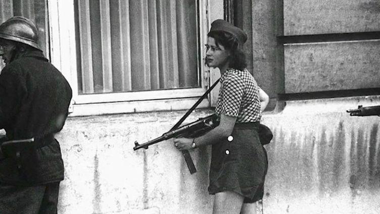 Les Battantes : Simone Segouin, jeune résistante (FRANCE 2)