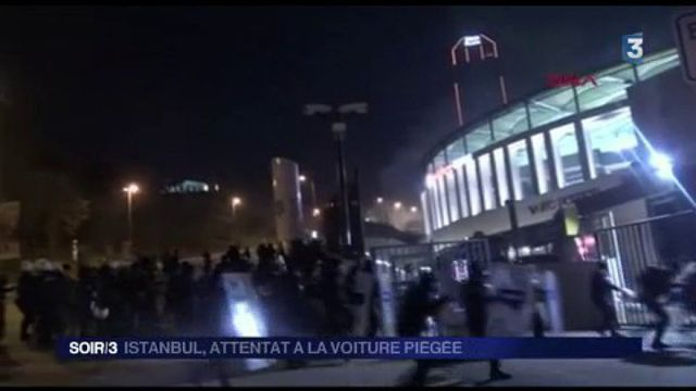Turquie : attentat à la voiture piégée à Istanbul