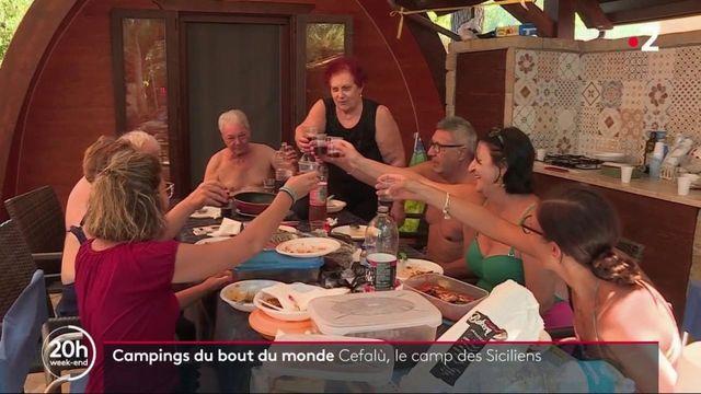 Camping : les Siciliens choisissent Cefalù