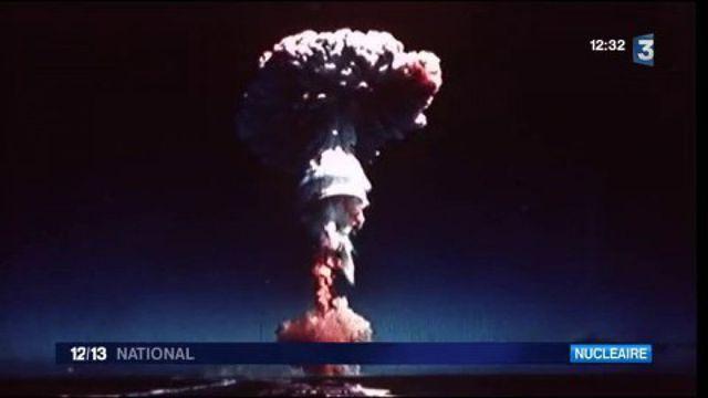 Essais nucléaires : l'Assemblée lève un frein à l'indemnisation des victimes