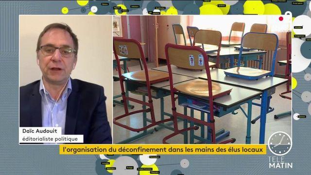Déconfinement : Edouard Philippe veut donner un rôle majeur aux élus locaux