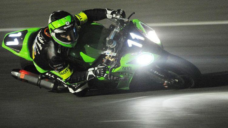 Mathieu Lagrive (Kawasaki) (JEAN-FRANCOIS MONIER / AFP)
