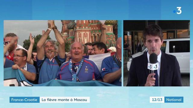 France - Croatie : dernières heures de préparation pour les Bleus