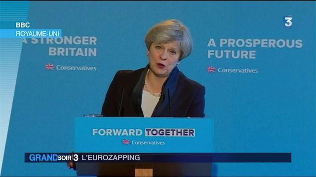 Eurozapping : les conservateurs britanniques en ordre de bataille, un vol qui scandalise l'Italie