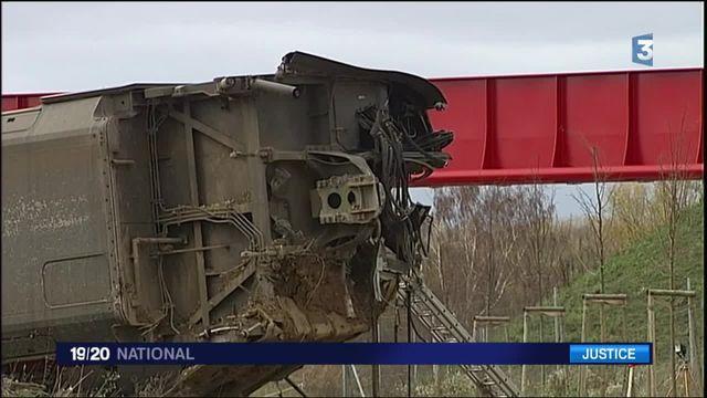 Déraillement du TGV : un freinage trop tardif en cause