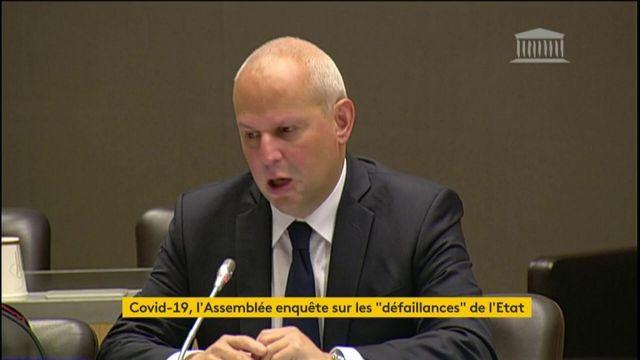 Coronavirus : Jérôme Salomon auditionné par la commission d'enquête de l'Assemblée