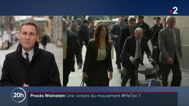 Procès Weinstein : une victoire du mouvement #MeToo ?