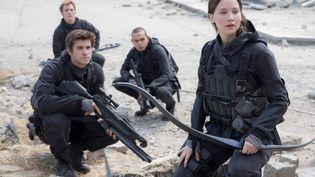 """Les première images de""""Hunger Games, la révolte : partie 2"""", attendu en salles le 18 novembre 2015. ( METROPOLITAN FILMEXPORT)"""