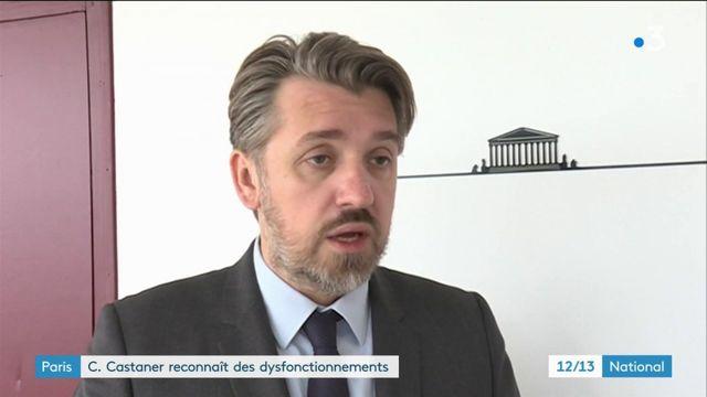 """Attaque à la préfecture de police : Christophe Castaner reconnaît un """"dysfonctionnement d'État"""""""
