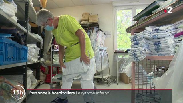 Hôpitaux : certains établissement manquent cruellement de personnels
