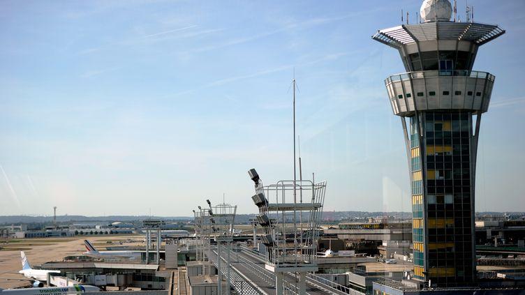 L'aéroport d'Orly (Val-de-Marne), le 27 septembre 2014. (STEPHANE DE SAKUTIN / AFP)