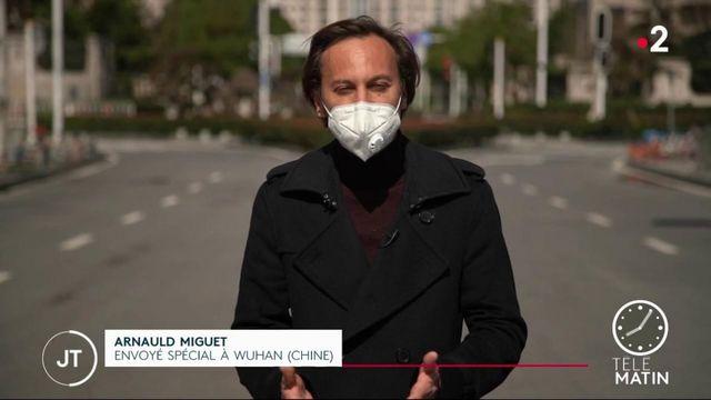 Coronavirus : le nombre de cas est au plus bas depuis un mois en Chine