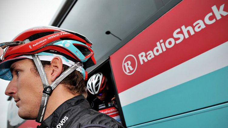 Andy Schleck (Radioshak Leopard) (DAVID STOCKMAN / BELGA MAG)