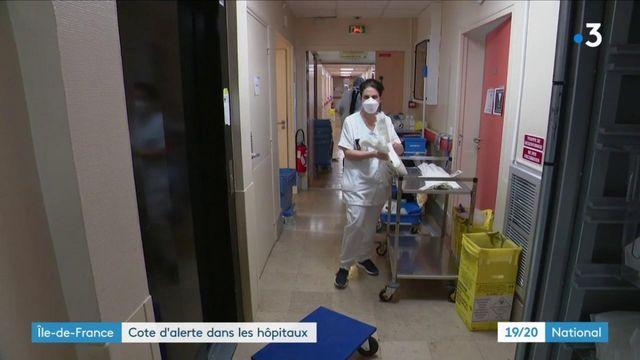 Covid-19 : les hôpitaux et cliniques d'Île-de-France sommés de déprogrammer 40% des opérations