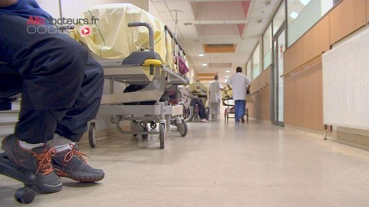 """Plan urgence pour l'hôpital : """"c'est une goutte d'eau"""""""