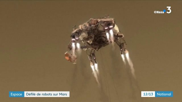 Astronomie : trois missions spatiales arriveront bientôt sur Mars