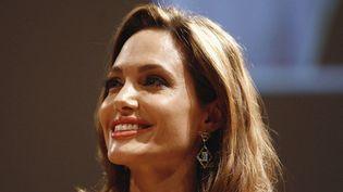 Angelina Jolie au Festival de Berlin le 13 février 2012  (Andreas Rentz/NBC/SIPA)