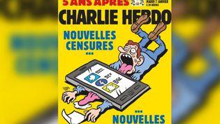 Extrait de la couverture du numéro spécial Charlie Hebdo (Charlie Hebdo)