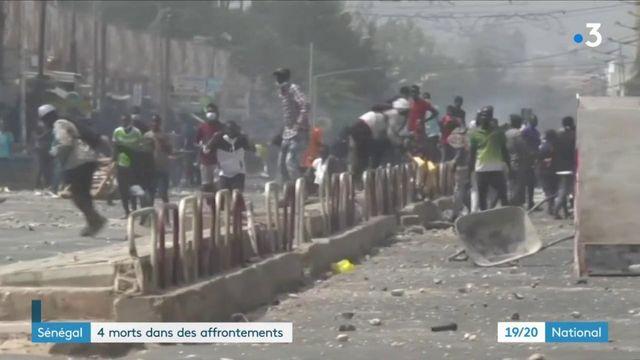 Sénégal : 4 manifestants morts alors que les affrontements continuent avec les forces de l'ordre
