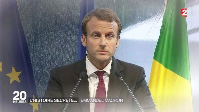 Emmanuel Macron : l'histoire secrète de sa rivalité avec Manuel Valls