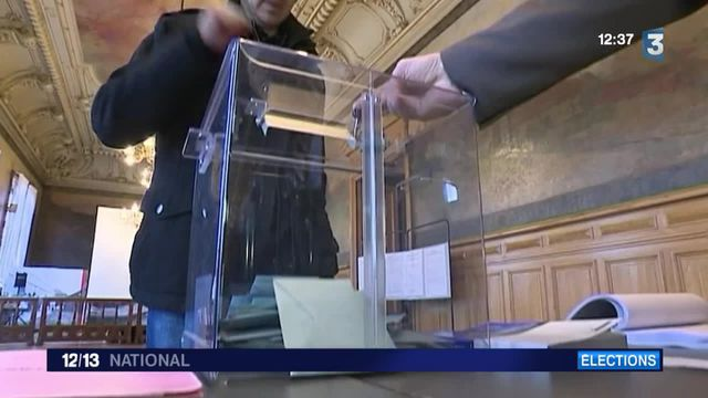 Élections régionales : les Français mobilisés