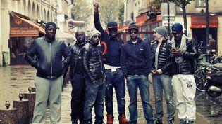 Le groupe Sexion d'Assaut en 2012. (PATRICK FOUQUE)
