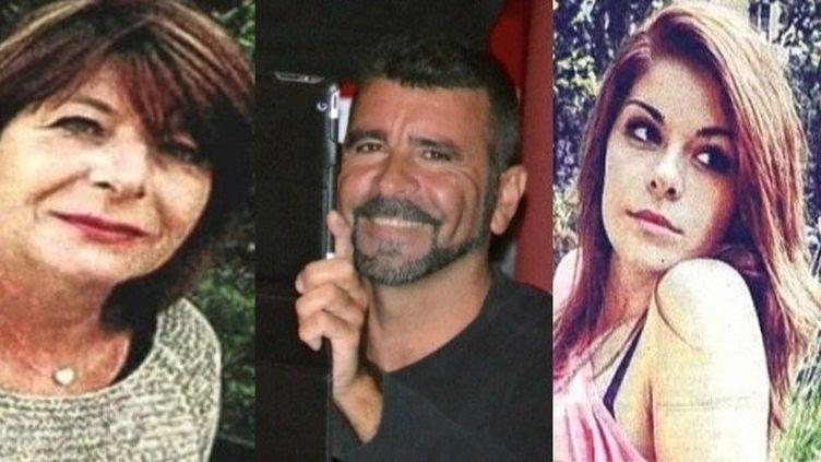 Marie-Josée, Francisco et AllisonBenitez. (FRANCE 3 LANGUEDOC-ROUSSILLON)