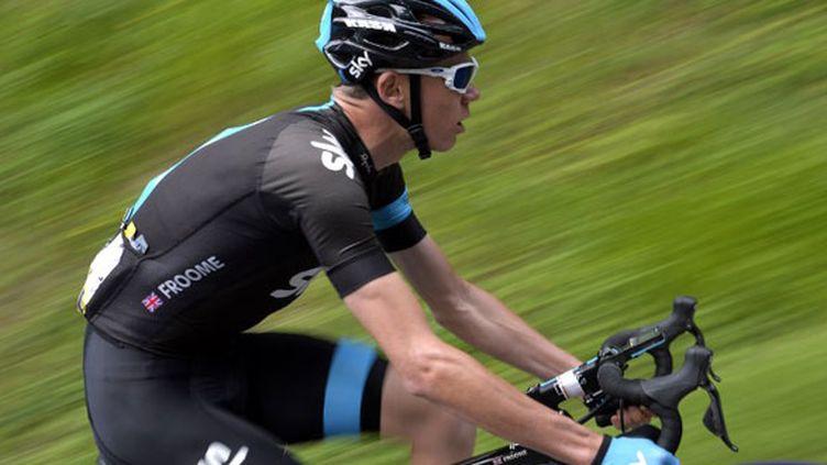 Christopher Froome, le coureur de la Sky