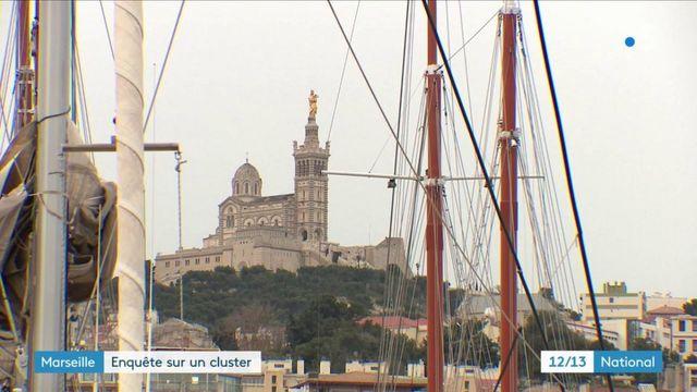 Marseille : la présence du nouveau virus inquiète