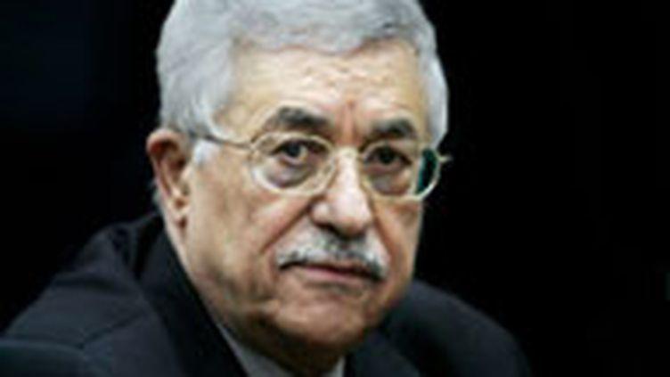 Mahmoud Abbas, le président de l'Autorité palestinienne (© AFP)