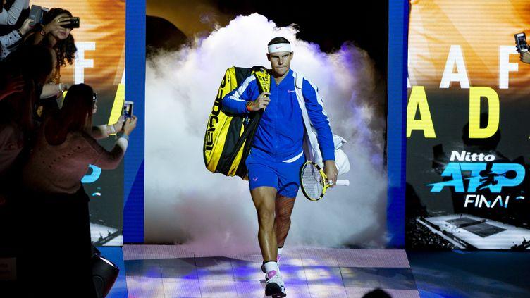 Le numéro 2 mondial Rafael Nadal sera très attendu à Londres. (MARTIN COLE / PRO SPORTS IMAGES LTD)