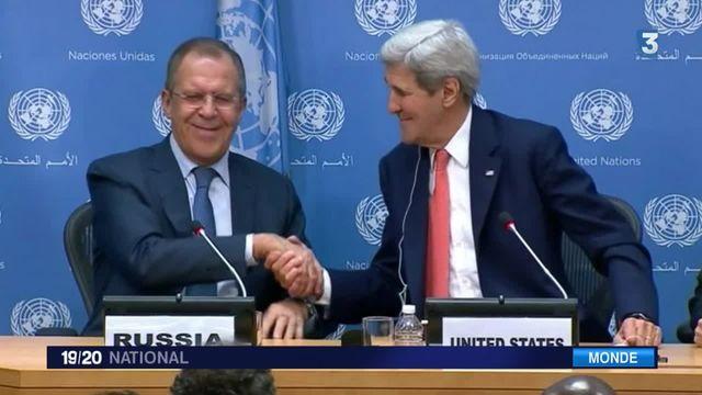 Syrie : le conseil de sécurité de l'ONU adopte une résolution pour un plan de paix