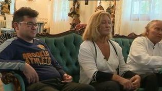 Seine-Saint-Denis : une famille juive séquestrée et cambriolée (FRANCE 2)