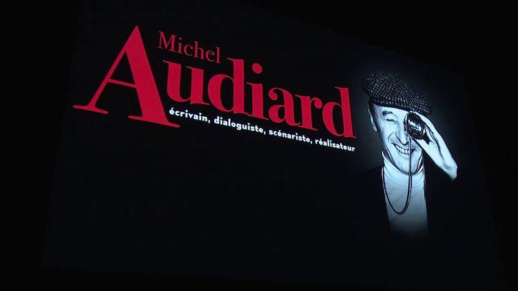 Le Festival Lumière rend hommage à Audiard. (CAPTURE D'ÉCRAN FRANCE 3)