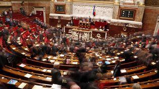L'Assemblée nationale, le 5 février 2013. (CHARLES PLATIAU / REUTERS)
