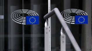 Derrière ces portes, l'Union européenne a émis sept propositions pour obtenir une intelligence artificielle éthique. (MAXPPP)