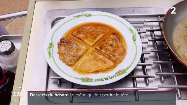 Gastronomie : les secrets de la crêpe Suzette