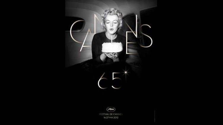 L'affiche du 65e festival de Cannes  (Otto L. Bettmann / Bronx / Festival de Cannes / AFP)