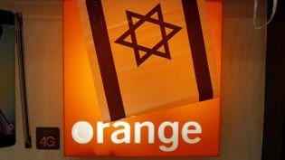(Une boutique Orange à Tel Aviv © Maxppp)