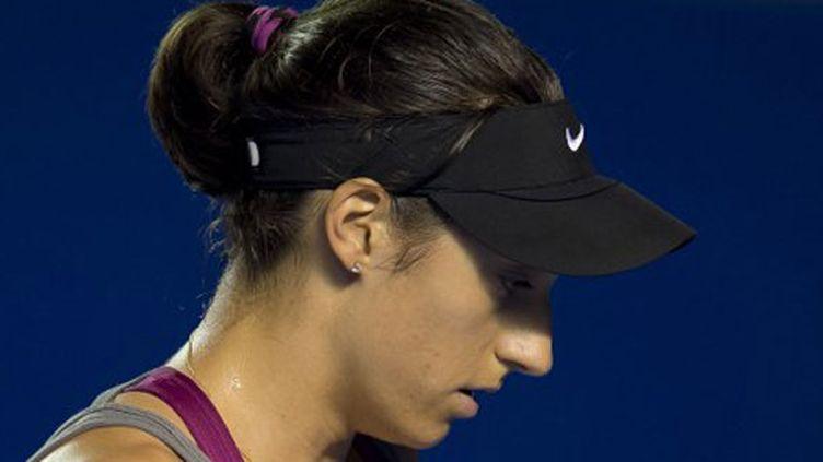 La joueuse française Caroline Garcia