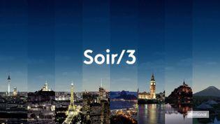 Soir 3 logo (FRANCE 3)