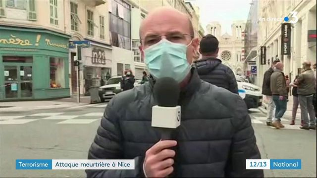 Terrorisme : la ville de Nice sous le choc