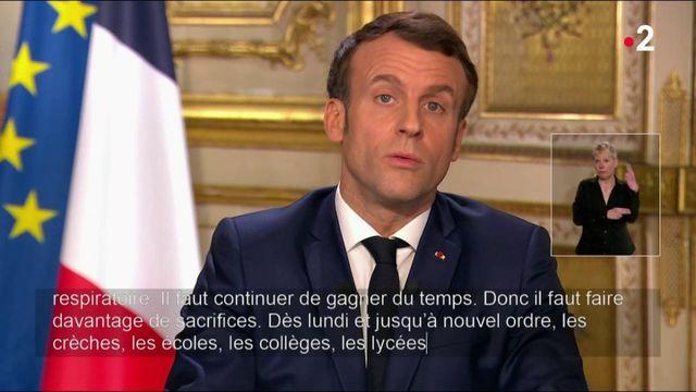 irus : ce qu'il faut retenir de l'allocation d'Emmanuel Macron