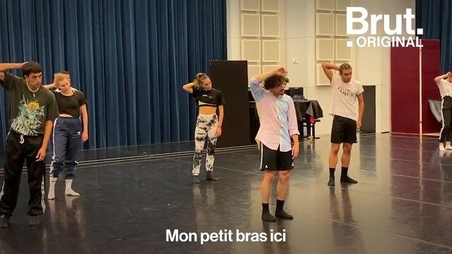 Une vidéo postée sur Instagram lui a ouvert les portes de l'Opéra de Paris. Le chorégraphe Mehdi Kerkouche raconte son histoire.
