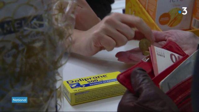 Coronavirus : la paracétamol n'est plus en vente libre